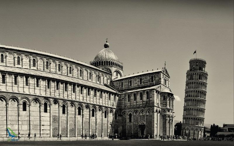 تاریخچه برج پیزا