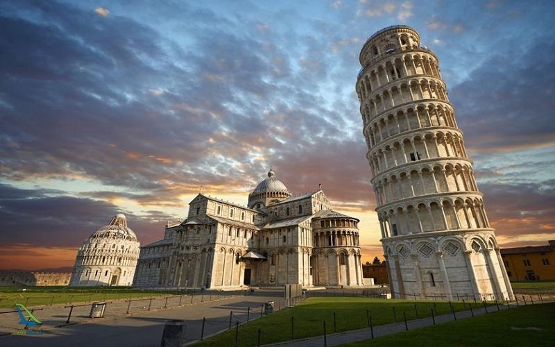 برج پیزای ایتالیا