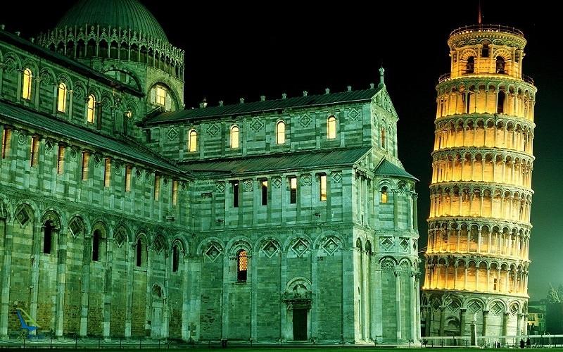 برج کج پیزای ایتالیا