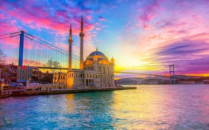 معروف ترین پل های استانبول