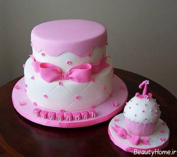 تزیین کیک برای جشن تولد یک سالگی