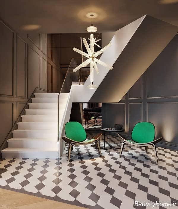 طراحی داخلی زیبا و شیک