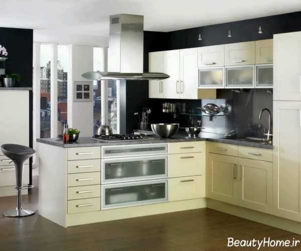 دکوراسیون آشپزخانه بدون اپن با کمک ایده های نو