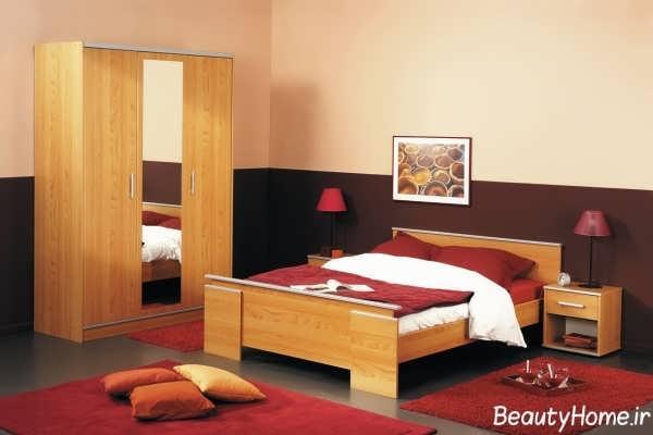 طراحی زیبا و شیک دکوراسیون اتاق خواب