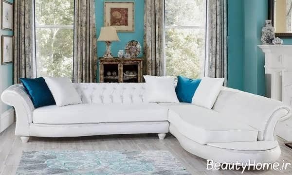 طراحی مبل چستر در خانه های امروزی