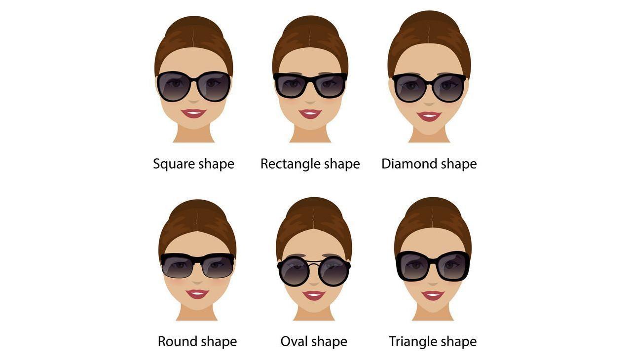 386155 940 - چطور عینک آفتابی مناسب با فرم صورتمان پیدا کنیم